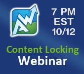 Content Locking Webinar
