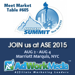 AdWork Media ASE 2015