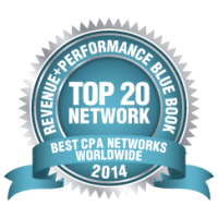 mThink Top 20 Networks 2014 Award