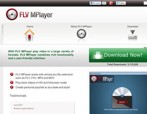 flv mplayer